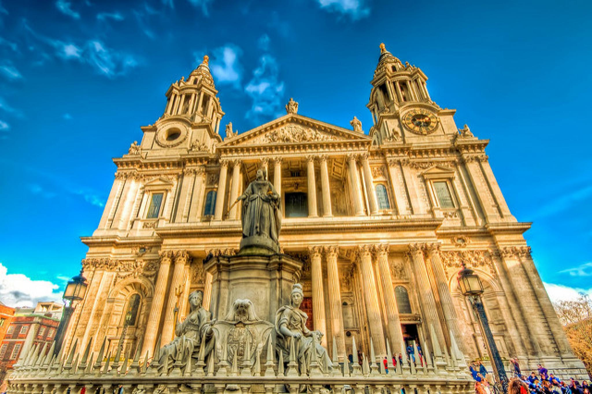 st pauls cathedral in london Book your st paul's cathedral london tickets now best prices and deals for st paul's cathedral find more information, timings, reviews and photos here.
